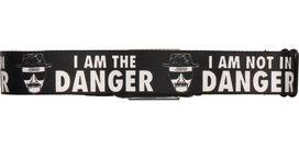 Breaking Bad I Am Not in Danger Seatbelt Belt