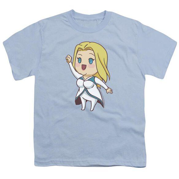 Valiant Faith Chibi Short Sleeve Youth Light T-Shirt