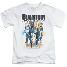 Quantum And Woody Quantum And Woody Short Sleeve Juvenile T-Shirt