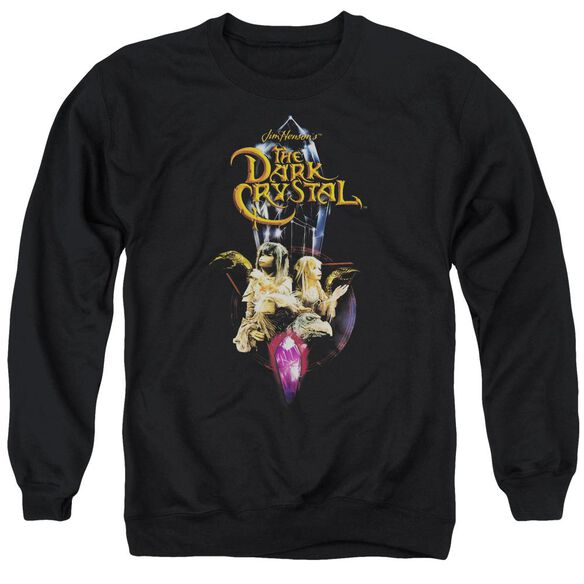 Dark Crystal Crystal Quest Adult Crewneck Sweatshirt