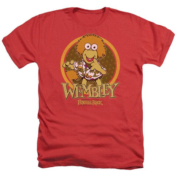 Fraggle Rock Wembley Circle Adult Heather