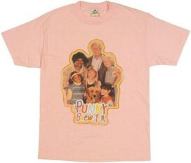 Punky Brewster Group T-Shirt