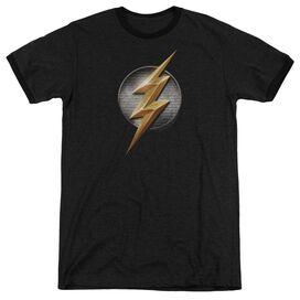 Justice League Movie Flash Logo Adult Ringer
