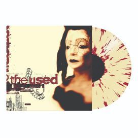 The Used - The Used [Exclusive Cream Color Red Splatter 2LP Vinyl]