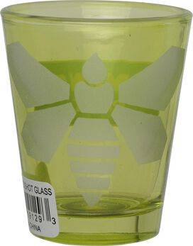 Breaking Bad Vamonos Pest Etched Moth Shot Glass