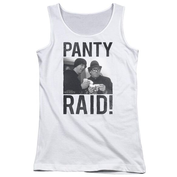 Revenge Of The Nerds Panty Raid Juniors Tank Top