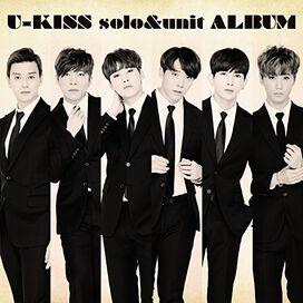 U-Kiss - U-Kiss Solo & Unit Album