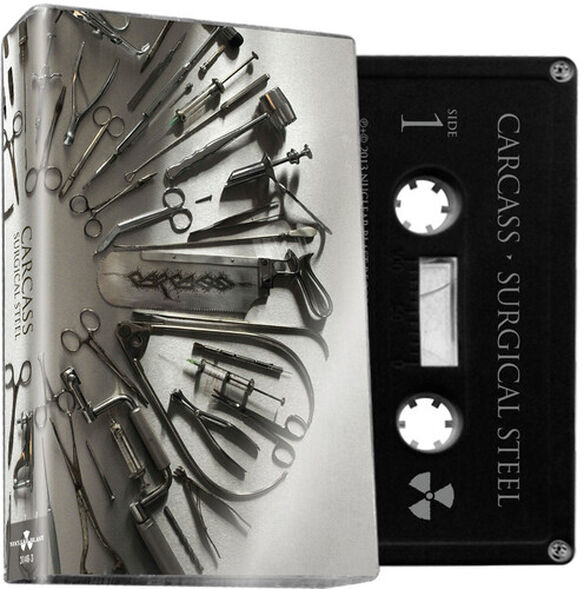 Carcass - Surgical Steel (Black)