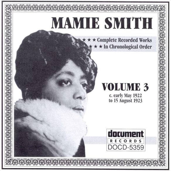 Mamie Smith V.3 1922