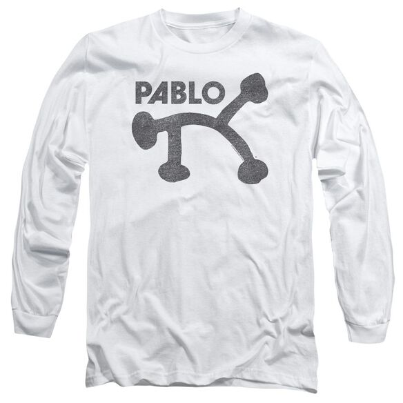 Pablo Retro Pablo Long Sleeve Adult T-Shirt