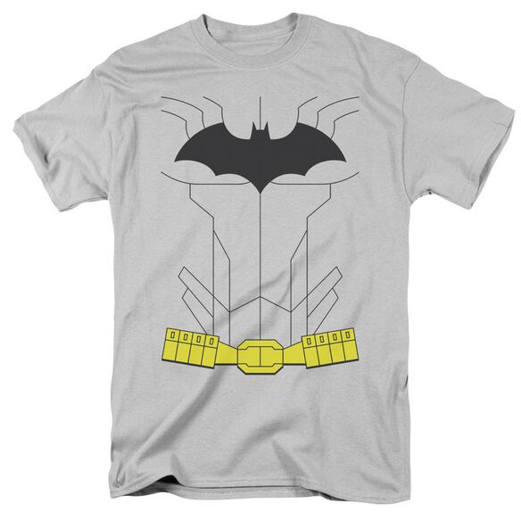 Batman New Batman Costume Short Sleeve Adult T-Shirt