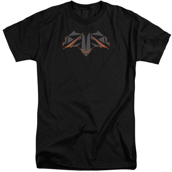 Batman V Superman Tech Bat Logo Short Sleeve Adult Tall T-Shirt