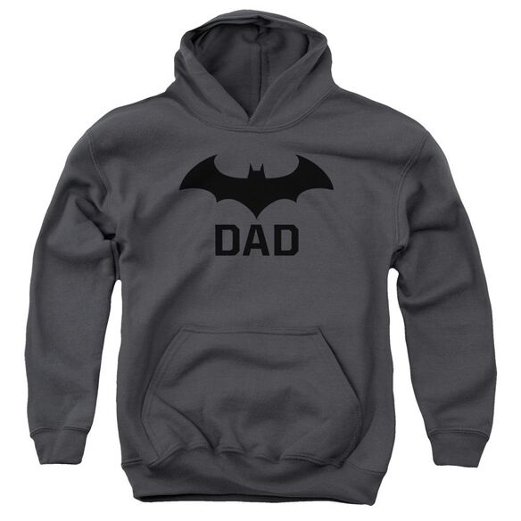 Batman Hush Dad Youth Pull Over Hoodie