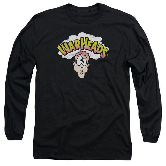 Warheads Logo Long Sleeve Adult T-Shirt