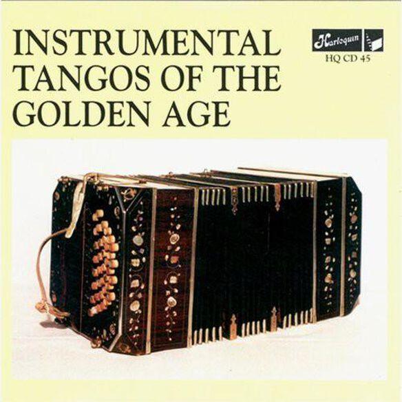 Instrumental Tangos Of Golden Age / Various