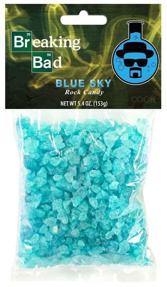 Breaking Bad Blue Sky Rock Candy