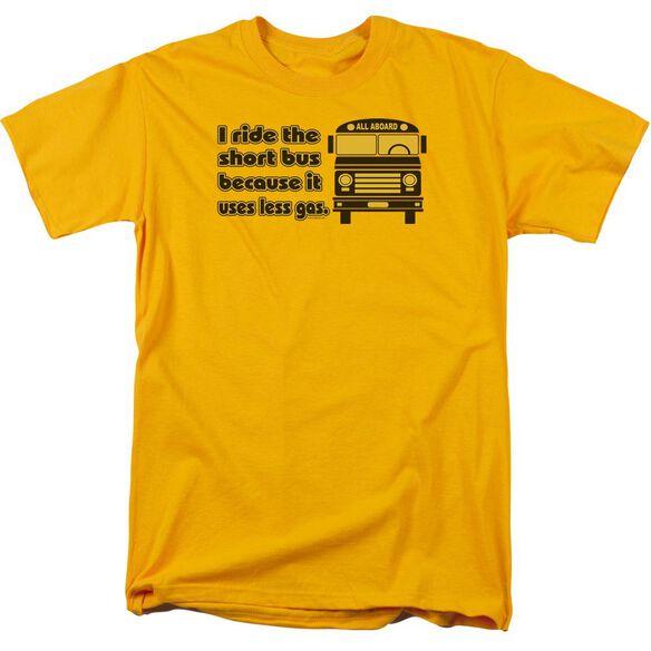 Short Bus Short Sleeve Adult T-Shirt
