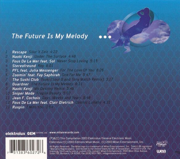 Future Is My Melody 0803
