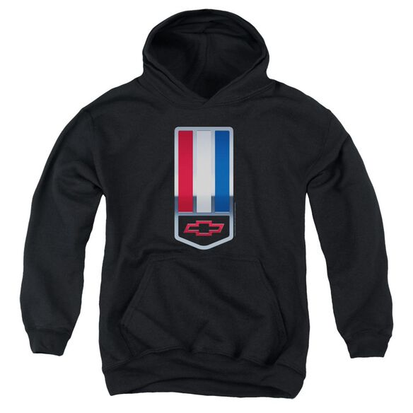 Chevrolet 1998 Camaro Nameplate Youth Pull Over Hoodie