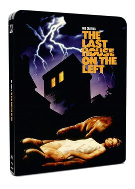 Last House On The Left [Exclusive Blu-ray Steelbook]