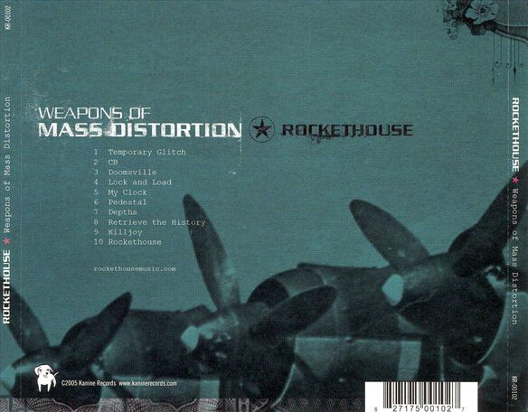 Weapons Of Mass Disto0306