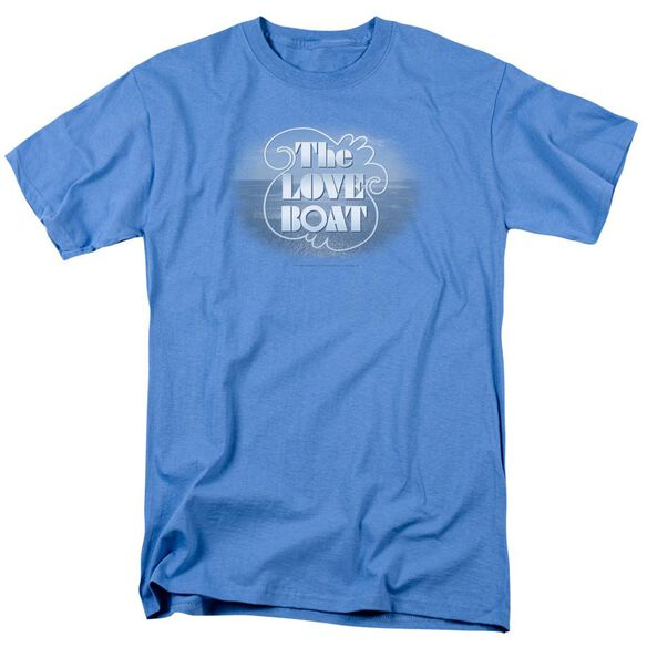 Love Boat The Love Boat Short Sleeve Adult Carolina T-Shirt
