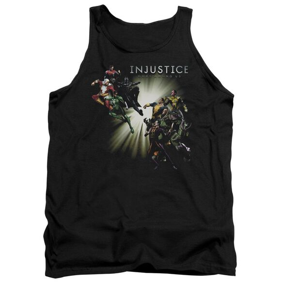 Injustice Gods Among Us Good Vs Evil Adult Tank