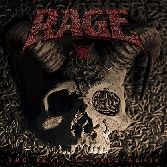 Rage - Devil Strikes Again