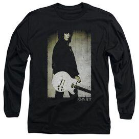 Joan Jett Turn Long Sleeve Adult T-Shirt