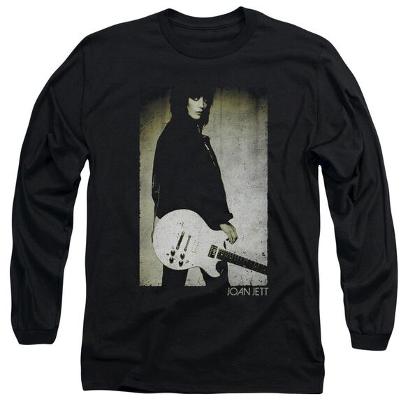 Joan Jett Turn Long Sleeve Adult T-Shirt