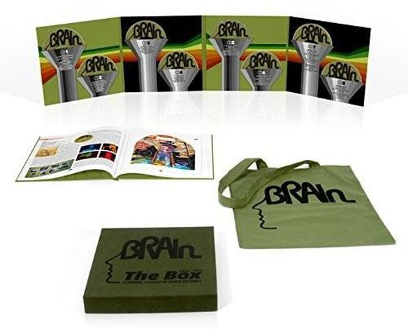 Various Artists - The Brain Box: Cerebral Sounds Of Brain Records 1972-1979