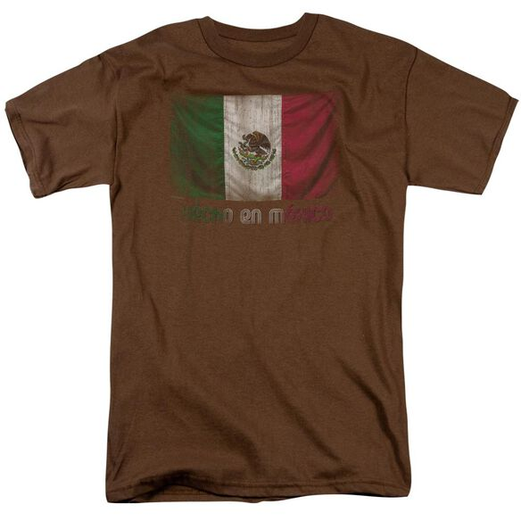 HECHO EN MEXICO - ADULT 18/1 - COFFEE T-Shirt