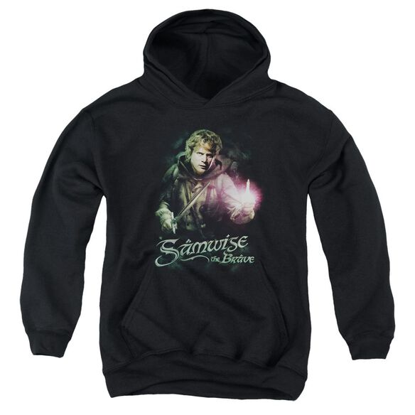 Lor Samwise The Brave Youth Pull Over Hoodie