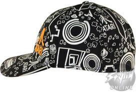 Atari Collage Hat