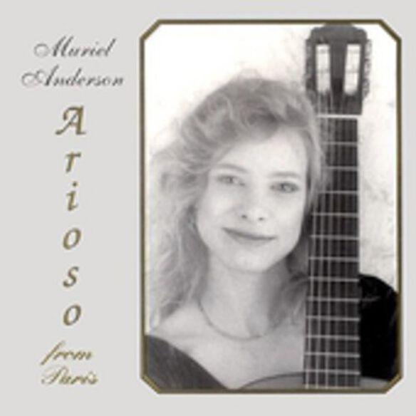 Muriel Anderson - Arioso from Paris