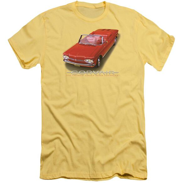 Chevrolet 62 Corvair Convertible Short Sleeve Adult T-Shirt