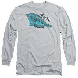 Dragon Tales Ord Skates Long Sleeve Adult T-Shirt