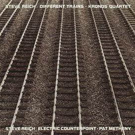 Steve Reich - Different Trains