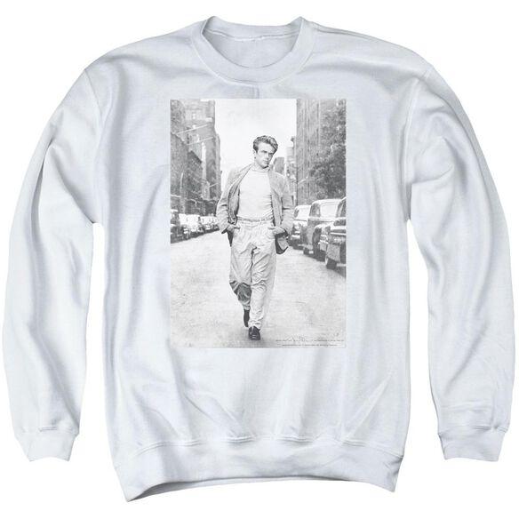 Dean Walk The Walk Adult Crewneck Sweatshirt