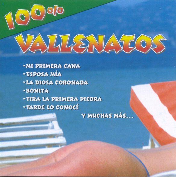 100% Vallenatos 0800