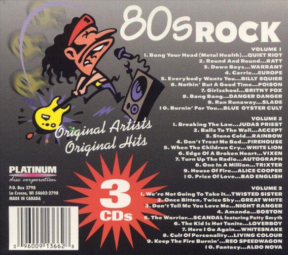 80's Rock 300