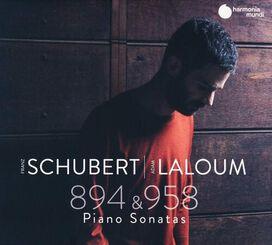 Schubert/ Adam Laloum - Schubert: Sonatas D 894 & D 958