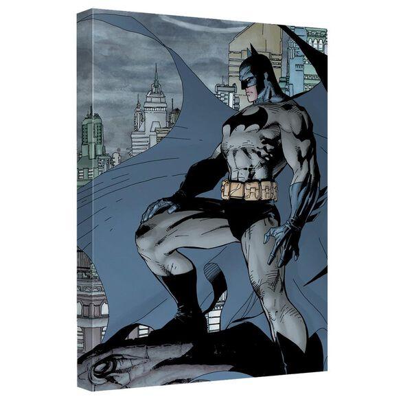 Batman City Watch Quickpro Artwrap Back Board
