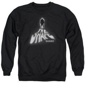 Halloween Ii The Shape - Adult Crewneck Sweatshirt - Black