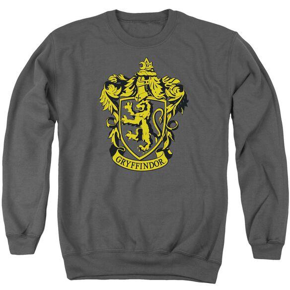 Harry Potter Gryffindor Crest Adult Crewneck Sweatshirt
