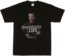 House Lies T-Shirt