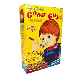 Child's Play Good Guys Cereal