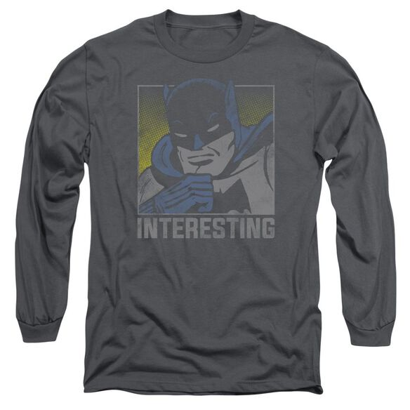 Dc Interesting Long Sleeve Adult T-Shirt