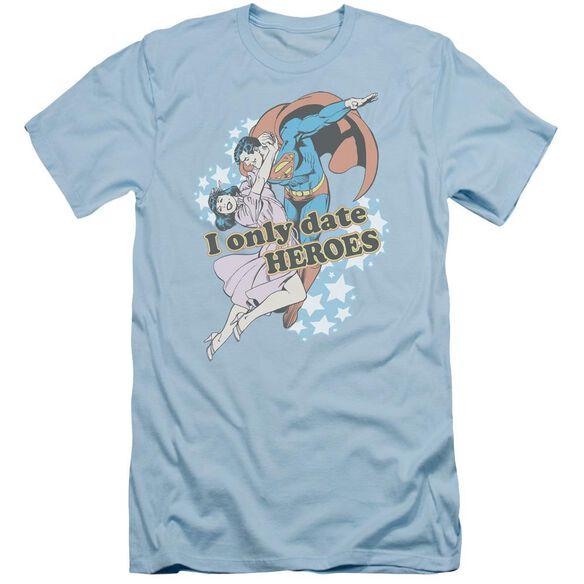 Dc Fickle Short Sleeve Adult Light T-Shirt