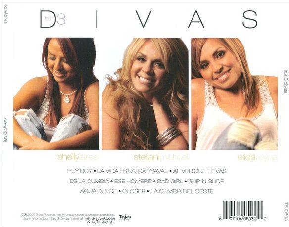 3 Divas Elida, Shelly, St